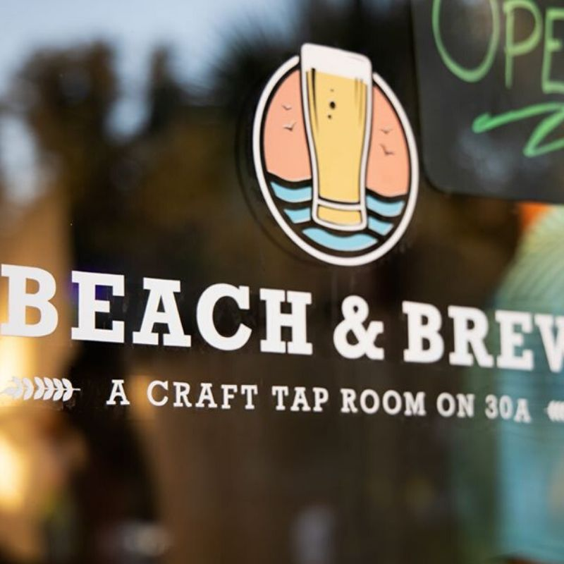 Beach & Brew on 30A