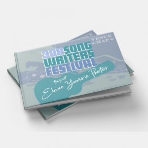 30A Songwriters Festival Book